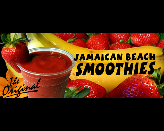 Jamaican Beach Smoothies